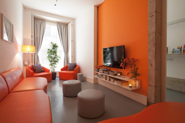 Porto Lounge Hostel & Guesthouse - фото 11