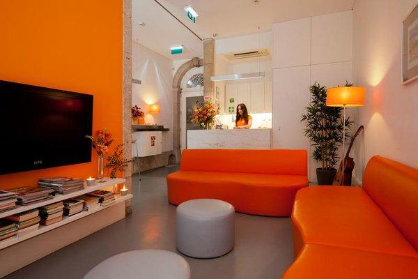Porto Lounge Hostel & Guesthouse - фото 12