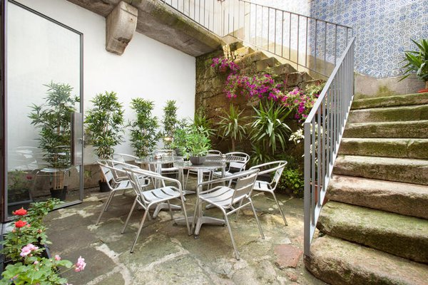 Porto Lounge Hostel & Guesthouse - фото 21