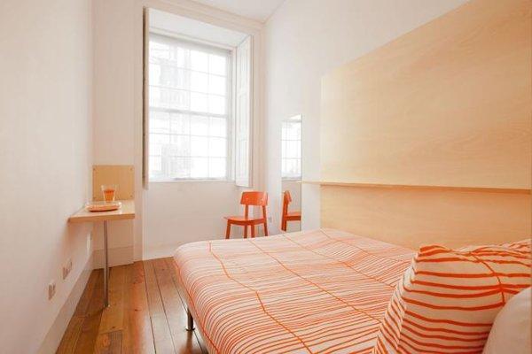 Porto Lounge Hostel & Guesthouse - фото 4