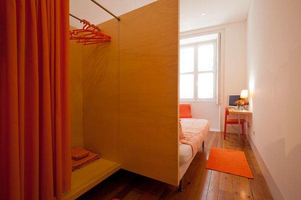 Porto Lounge Hostel & Guesthouse - фото 9