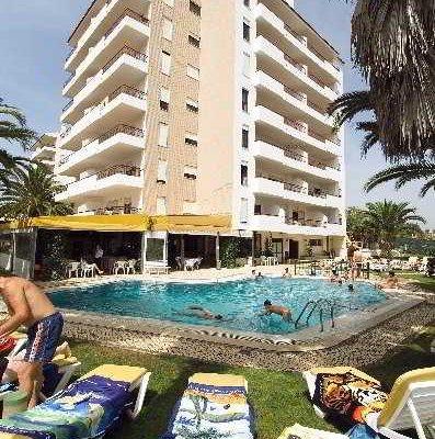 Апарт-отель «Interpass Clube Praia Vau», Praia da Rocha