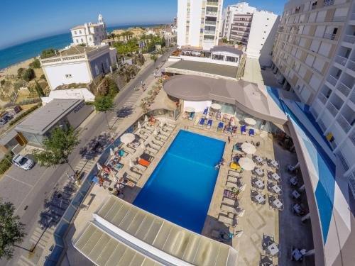 Гостиница «Jupiter», Praia da Rocha
