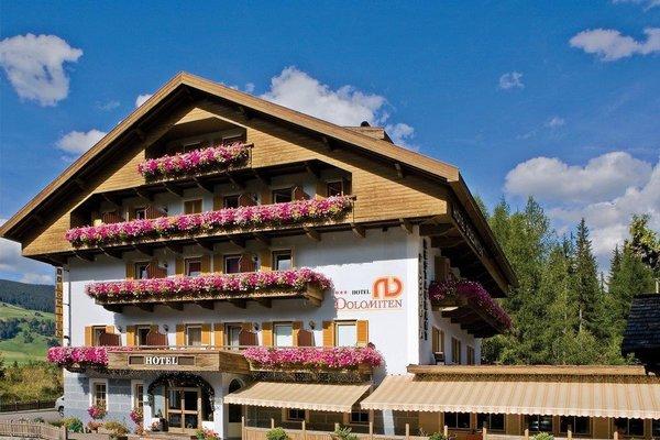 Hotel Dolomiten - фото 22
