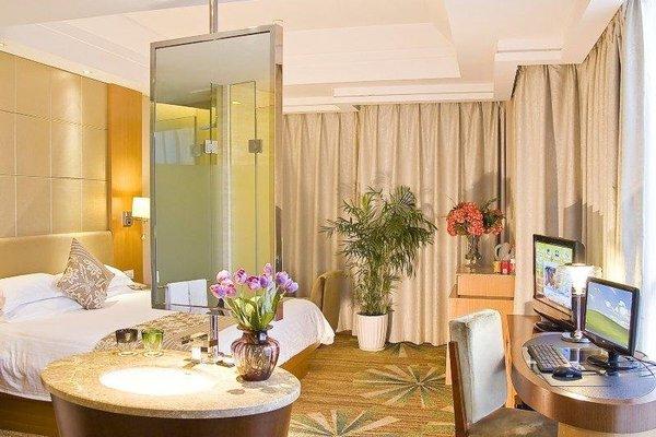 Ningbo Zhenhe Hotel - фото 50