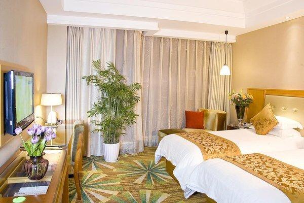 Ningbo Zhenhe Hotel - фото 1