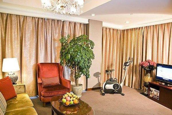Ningbo Zhenhe Hotel - фото 8