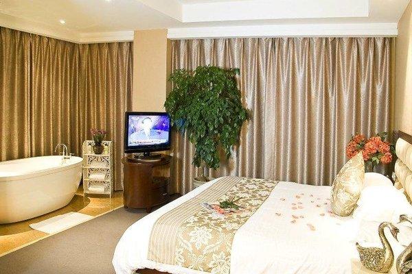 Ningbo Zhenhe Hotel - фото 9
