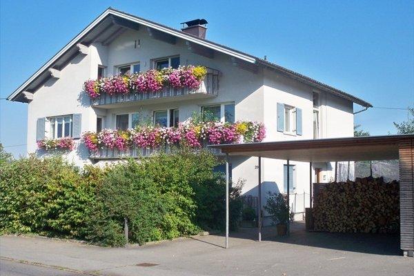Гостиница «Ferienwohnung Haus Bereuter», Лингенау