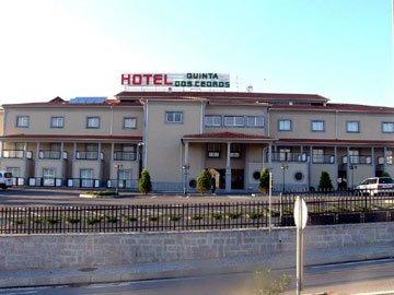 Hotel Quinta dos Cedros - фото 23