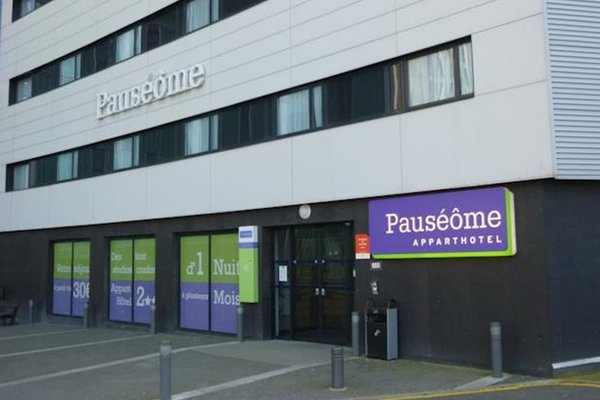 Pauseome Apparthotel - фото 19
