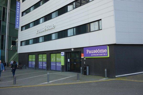 Pauseome Apparthotel - фото 20