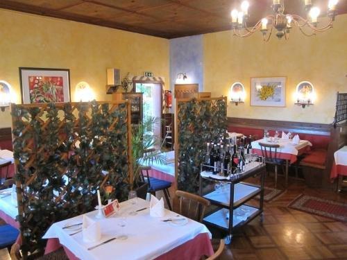 Hotel Restaurant Itzlinger Hof - фото 10