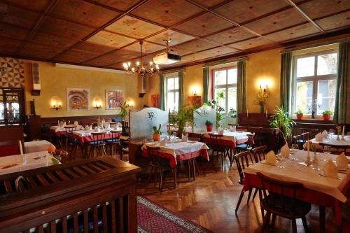 Hotel Restaurant Itzlinger Hof - фото 17