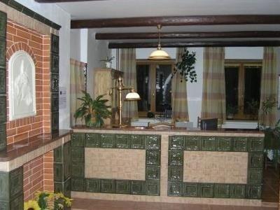 Гостиница «U Bileho Konicka», Велком Мезиржичи