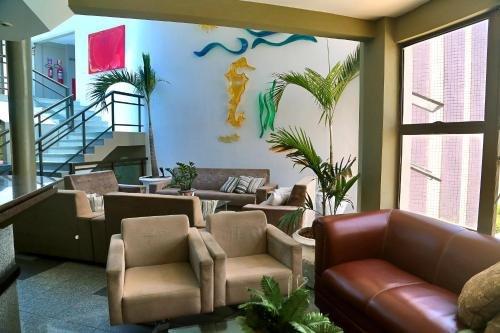 Hotel Costa do Atlantico - фото 3
