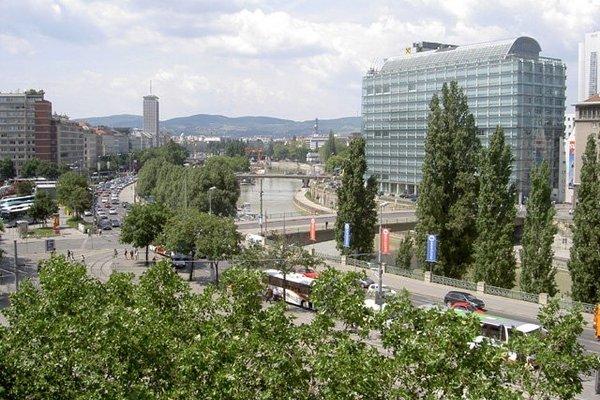 Vienna City Rent - Appartements am Franz Josefskai - фото 0