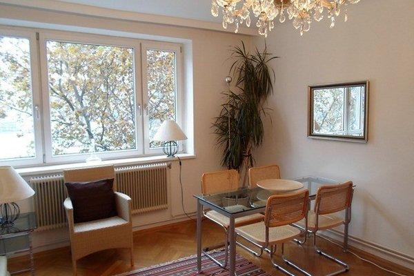 Vienna City Rent - Appartements am Franz Josefskai - фото 1