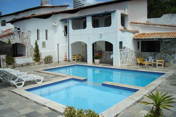 Hotel Ponta do Mar - фото 50