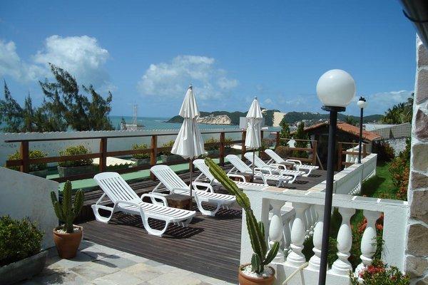 Hotel Ponta do Mar - фото 11