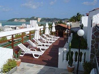 Hotel Ponta do Mar - фото 12