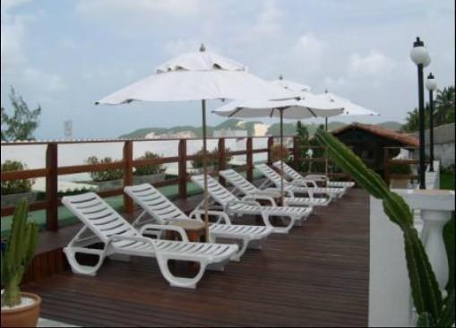 Hotel Ponta do Mar - фото 13