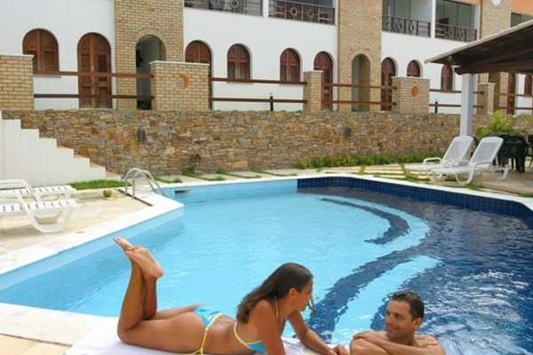 Apart Hotel Ponta do Sol - фото 19