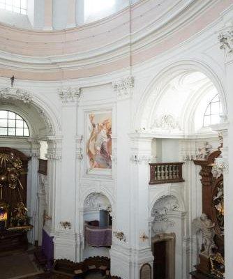 Gastehaus im Priesterseminar Salzburg - фото 18