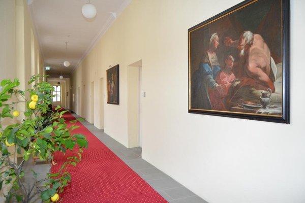 Gastehaus im Priesterseminar Salzburg - фото 5