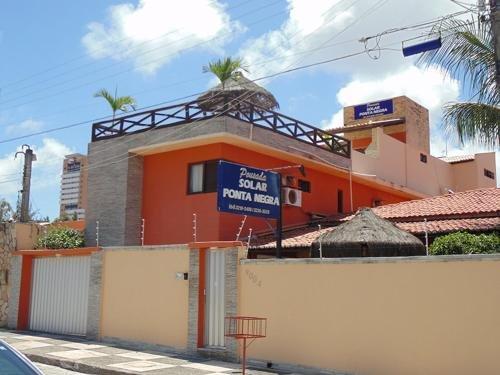 Pousada Solar Ponta Negra - фото 19