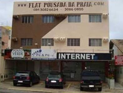 Flat Pousada da Praia - фото 19