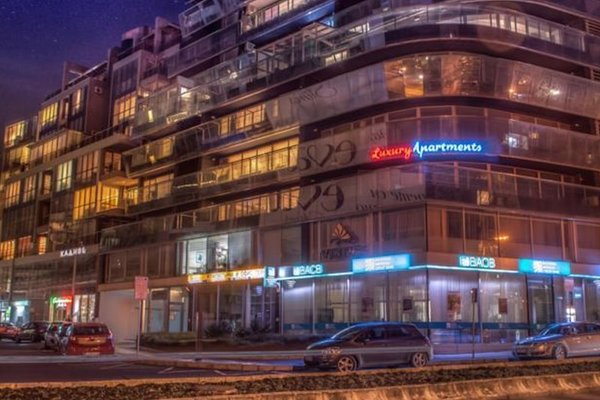 Luxury Apartments Burgas - фото 21