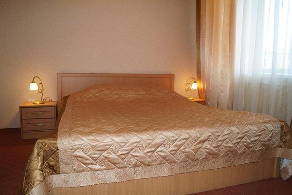 Отель Березовая Роща - фото 2