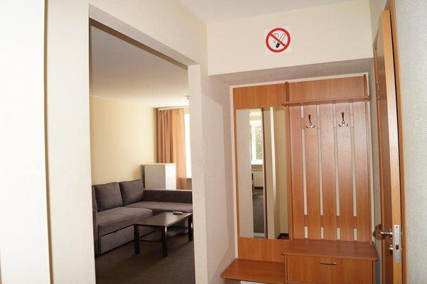 Отель Березовая Роща - фото 20