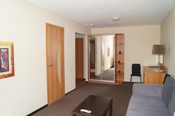 Отель Березовая Роща - фото 21