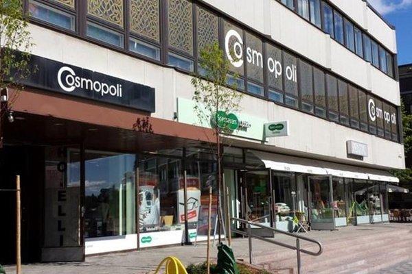Hotel Cosmopoli - фото 17