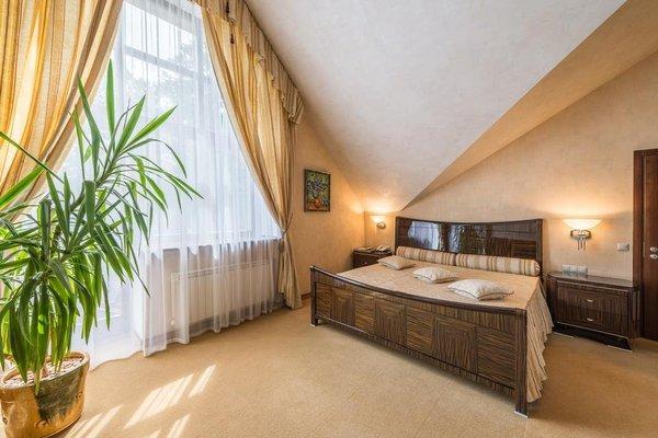 Парк-отель Грааль Кемерово - фото 29