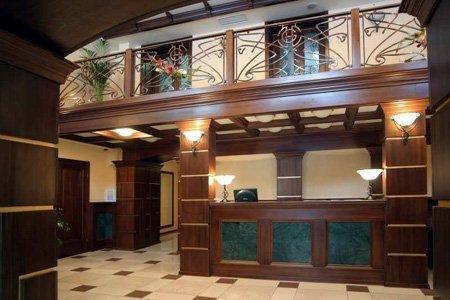 Парк-отель Грааль Кемерово - фото 15