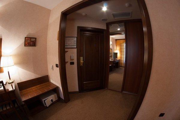 Парк-отель Грааль Кемерово - фото 18