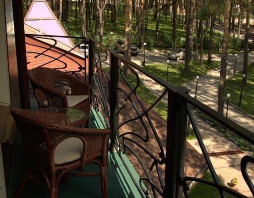 Парк-отель Грааль Кемерово - фото 19
