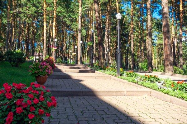 Парк-отель Грааль Кемерово - фото 20