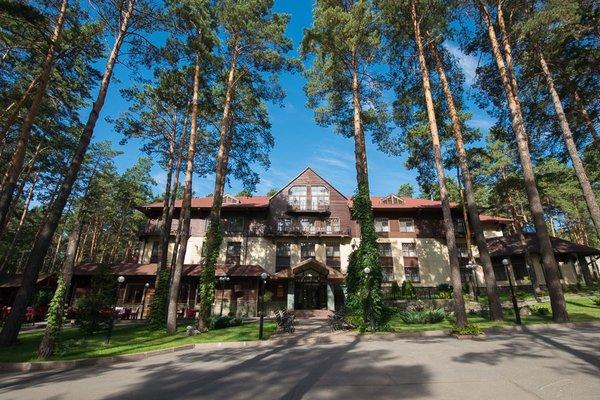 Парк-отель Грааль Кемерово - фото 21