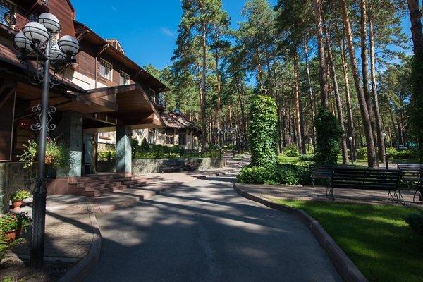 Парк-отель Грааль Кемерово - фото 22
