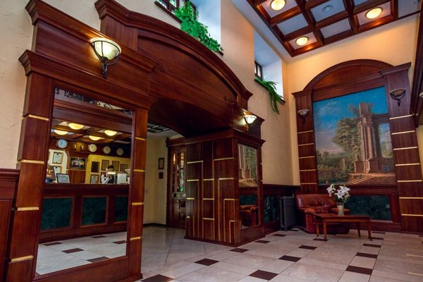 Парк-отель Грааль Кемерово - фото 7
