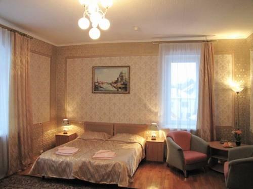 Отель Кранз - фото 1