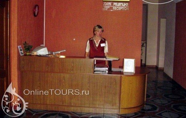 Отель Кранз - фото 19