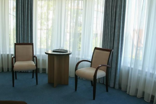 Отель Кристалл - фото 8