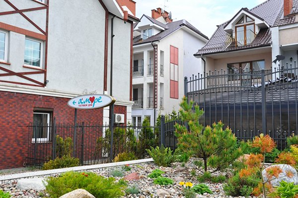 Гостевой дом А'море - фото 21