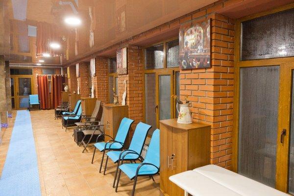 Гостиница Торнадо - фото 8