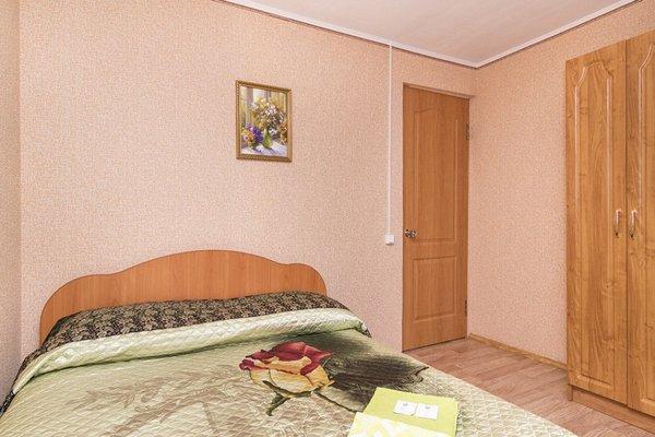 Гостиница «У Маруси», Екатеринбург